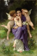 William Bouguereau_1889_Chansons de printemps.jpg